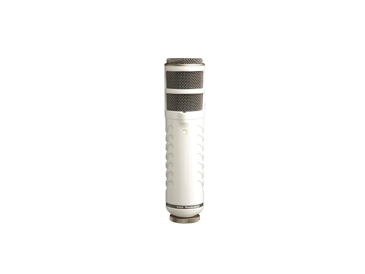 Rode Podcaster, Scene/optræden mikrofon, -51 dB, 40 - 14000 Hz, Kardioid,  18 Bit, 1%
