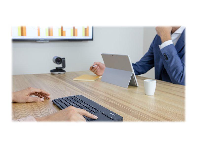 ComputerSalg.se   Logitech K400 Professional - Tangentbord - med ... cac300d8833e6