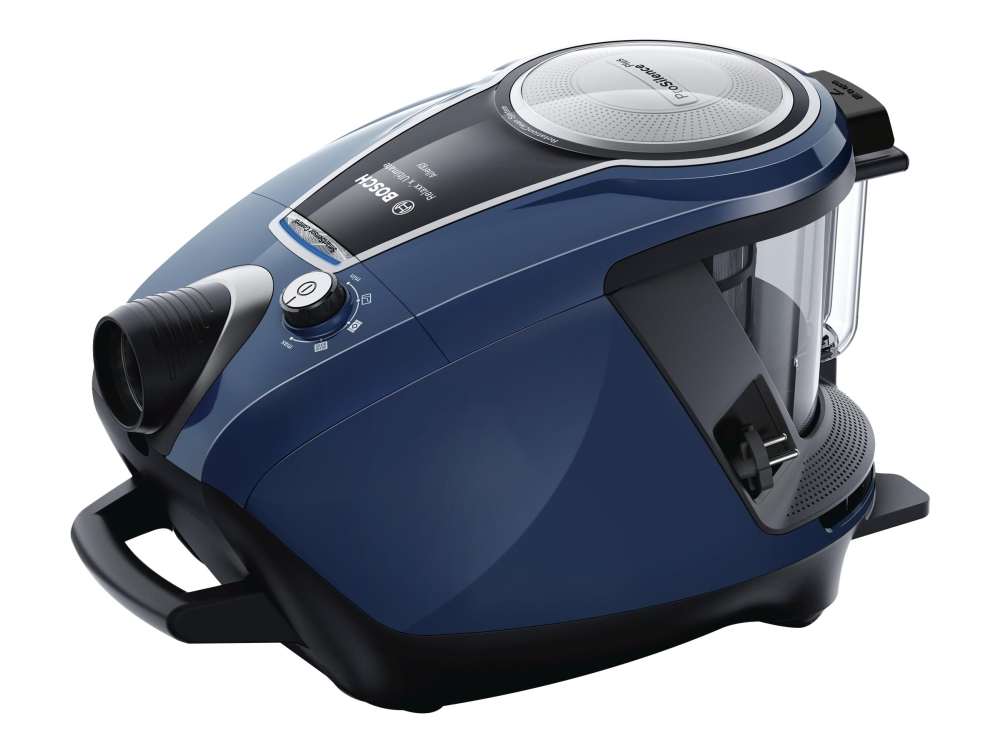 ComputerSalg.dk : Bosch Relaxx'x Ultimate BGS7RCL - Støvsuger - beholder - uden pose - mørkeblå