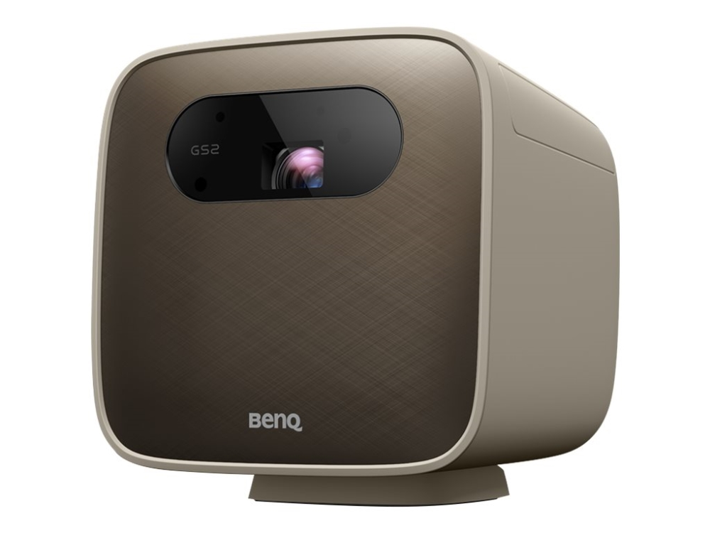 BenQ GS2 - DLP-projektor - LED - bærbar - 500 ANSI lumens