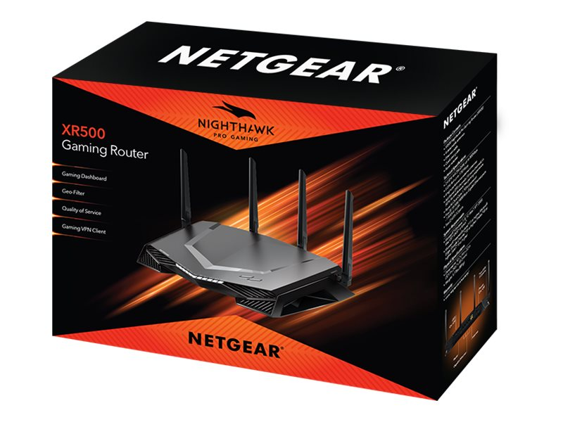 ComputerSalg.se : Router NETGEAR Gaming XR500- 100EUS