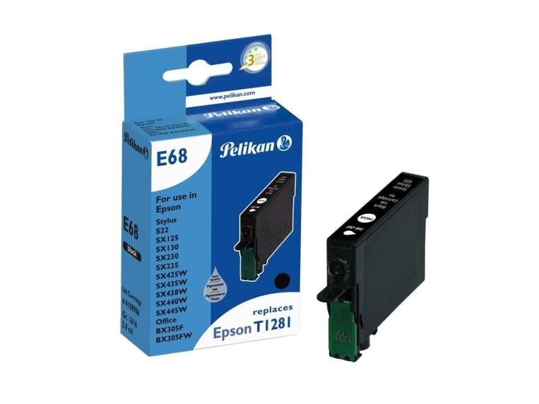 Pelikan e68 sort epson stylus office bx305fn bx305fw bx305fw plus bx320wd - Epson stylus office bx305fw plus ...