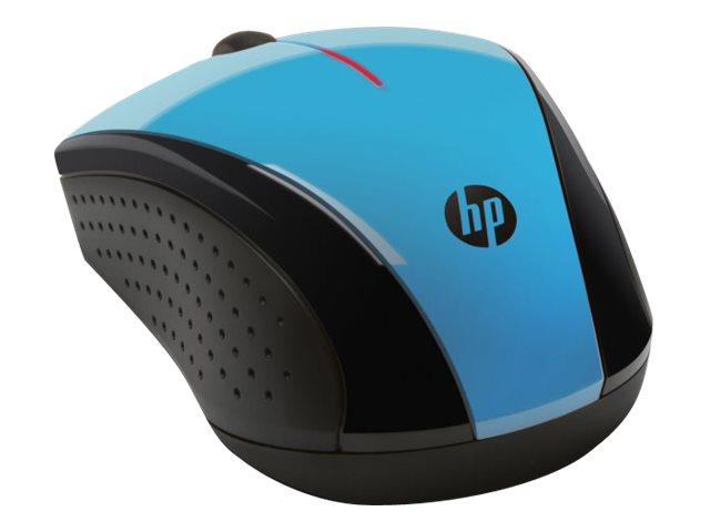 ComputerSalg.dk   HP X3000 - Mus - optisk - 3 knapper - trådløs ... fe8d7c9fad1ff