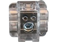 Bilde av Acelshop Stigeledningsklemme 1x35+2x16mm² Polycarbonat. 450v. Ip20 Kan Ikke Anvendes Sammen Med Aluminiumkabel