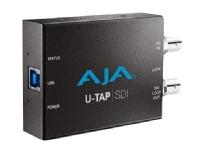 Bilde av Aja U-tap Sdi, 240p,360p,480p,525i,540p,576p,625i,720p,1080i,1080p, 48 Khz, 24 Kbit/s, 200 G, 103 Mm, 61 Mm