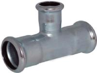 Tee forzinket press 42-22-42 mm
