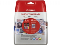 Canon CLI-551XL C/M/Y/BK Photo Value Pack