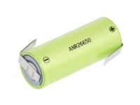 Bilde av A123 Systems Zlf B-grade Special-batteri 26650 Z-loddefane Lifepo 4 3.3 V 2500 Mah
