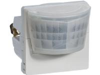 LAURITZ KNUDSEN Fuga® PIR indsats10A 230 V sensor 180°lysegrå