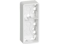 LAURITZ KNUDSEN Fuga® underlag 25 modul hvid