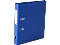 Ringbind blå A4 Rygbredde 50 mm PP-folie med kantforstærkning