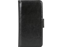 Bilde av Aurora Cover Sort Wallet Til Iphone 7/6s/6 Med 6 Kreditkortlommer, Sofistikeret Og Designet Med En Raffineret Overflade