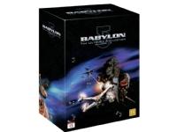 Bilde av Babylon 5 - Säsong 1-5 Hela Serien Box (30-disc)