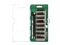 Smartphone Repair Kit 58 pcs Precision CRV green