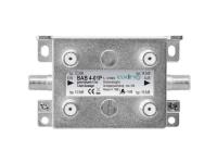 Axing BAB 4-01P Kabel-tv-afgrener 4-dobbelt 5