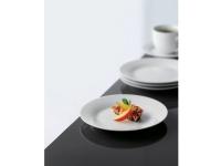 Bilde av Desserttallerken Aida Daily Design, 19 Cm, Hvid, æske A 4 Stk.