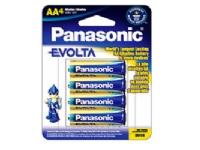 Panasonic Evolta LR6EGE - Batteri 4 x AA-type - Alkalisk