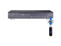 Renkforce CD-2000ME CD-afspiller Sort USB
