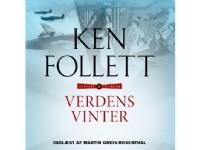 Verdens vinter, mp3-CD   Ken Follett   Språk: Danska