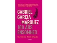 Bilde av 100 års Ensomhed | Gabriel García Márquez | Språk: Dansk