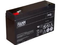 Bilde av Actec Fiamm Bly Akkumularor 6v/12ah. Til Alarm Og Backup Med Spadesko 6,35mm/faton 250 - L151xb50xh94mm