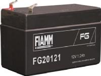 Bilde av Actec Fiamm Bly Akkumularor 12v/1,2ah. Til Alarm Og Backup Med Spadesko 4,75mm/faston 187 - Lx97b49xh51mm