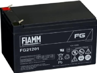 Bilde av Actec Fiamm Bly Akkumularor 12v/12ah. Til Alarm Og Backup Med Spadesko 4,75mm/faston 187 - Lx151xb98xh95mm