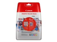 Canon CLI-571 C/M/Y/BK Photo Value Pack