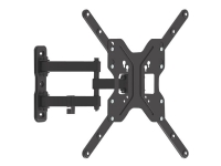 Bilde av Logilink - Brakett - For Lcd-tv - Solid Kaldpresset Stål - Skjermstørrelse: 23-55 - Veggmonterbar