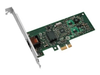 Intel Gigabit CT Desktop Adapter - Netværksadapter - PCIe lavprofil - Gigabit Ethernet