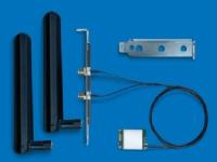 Intel Dual Band Wireless-AC 8265 - Desktop Kit - netværksadapter - M.2 Card - 802.11ac, Bluetooth 4.2