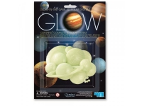 Bilde av 4m 4m Glowing 3d Solar System - 5423
