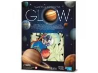 Bilde av 4m Industrial Development 4m Leuchtsterne & Leuchtende Planeten 100 T Retail