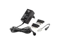 Ansmann ACS 48 AC Kortslutning Svart Batteriladdare för inomhusbruk 100
