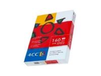 Bilde av Kopipapir 4cc A4 Hvid 160g Til Farve Kopi/inkjet/laser - (250 Ark)
