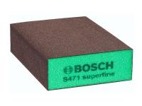 Bosch slibesvamp 69X97X26mm S471 Superfin - 1 stk.
