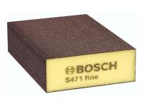 Bosch slibesvamp 69X97X26mm S471 fin - 1 stk.