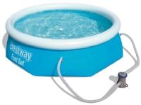 Bestway Fast Set Pool Sæt 244 X 66CM M/filter Pumpe