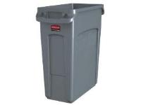 Affaldsbeholder Slim Jim 60 ltr Grå4 Stk/krt