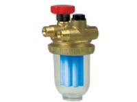 Bilde av Afriso Two-pipe Oil Filter Ms 500 Si External Thread Plastic Insert Flow 200l/h 20 429