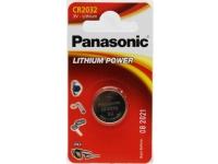 Panasonic Lithium CR-2032L/1BP