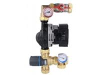 Bilde av Afriso Underfloor Heating Mixing Module With Atm Valve (90 501 00)