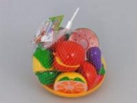 Bilde av Adar Set Of Fruits And Vegetables In A Grid