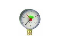 Bilde av Afriso Heating Manometer Rf 100 Ø = 100mm 0-4bar 1/2 Class 1.6 - 63612