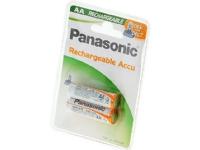 Panasonic Rechargeable battery AA/R6 1000mAh 2 pcs.