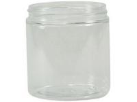 Dåse 250 ml Ø72×77.5 mm PET Klar180 stk/krt
