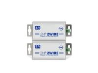 Bilde av 2n Telecommunications 2wire-set Of 2 Adaptors, 100 O, Aluminium, Metallisk, 100 - 240 V, 75 Mm, 40 Mm, 40 Mm