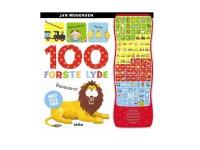 Bilde av 100 Første Lyde (med 100 Ord) | Jan Mogensen | Språk: Dansk