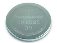 Panasonic CR2025L/2BP - Batteri 2 x CR2025 - Li - 165 mAh