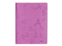 Bilde av Arbejdsmappe Actual, A4, Karton, Pink, Pakke A 100 Stk.